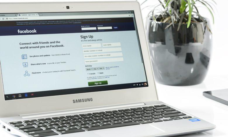 Facebook bedrijf