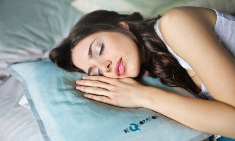 gezond en lekker slapen