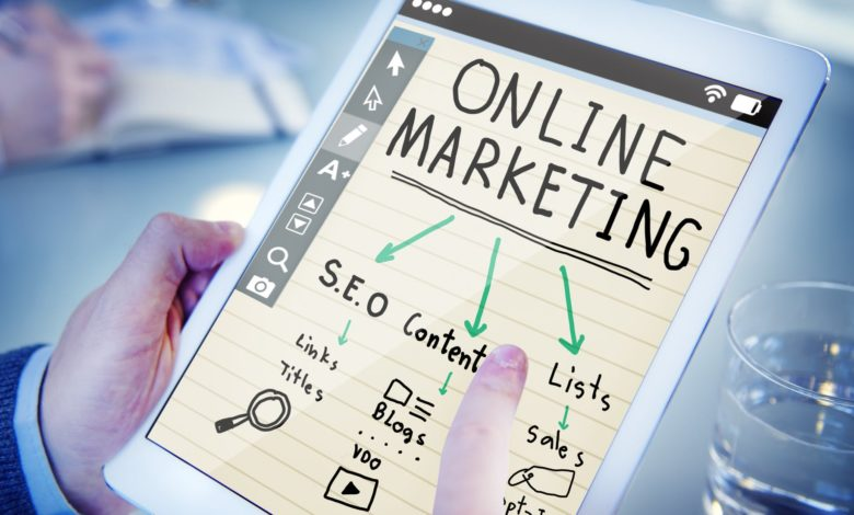 online marketing efficient
