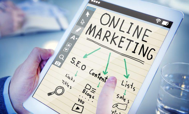 online marketing efficient