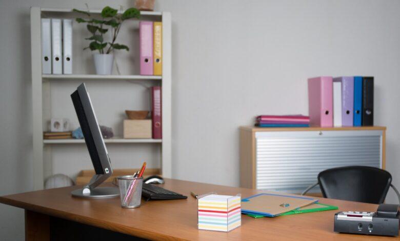 Eenvoudig een kleine kantoorruimte inrichten met deze tips