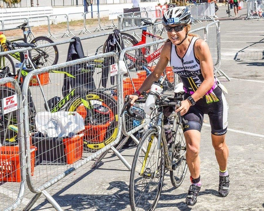 Trainen voor je eerste triatlon