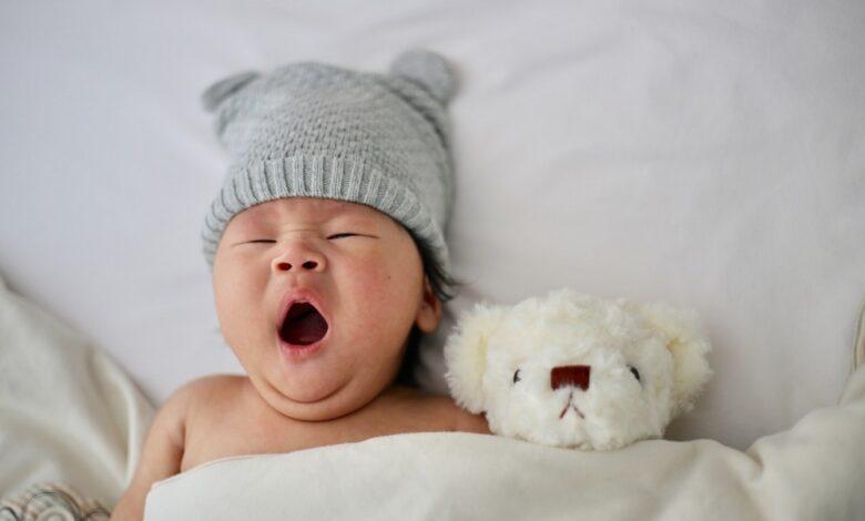 Slaap, kindje, slaap alles wat je moet weten over je slapende baby